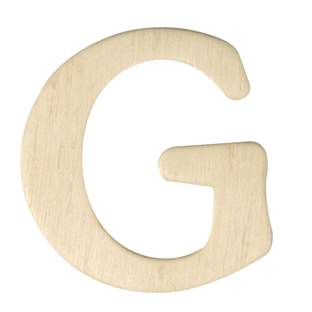 RAYHER 6161600/Wooden Letter Q 4/cm